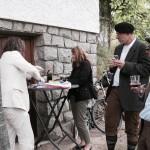 Gartenparty in Melk