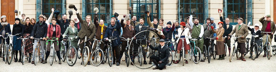 Tweed Ride Vienna