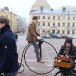 Helsinki Tweed Run