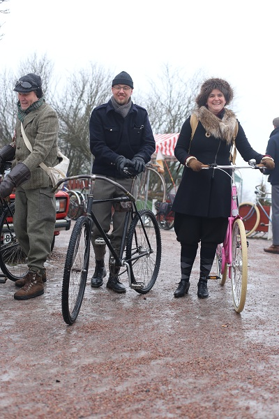 Helsinki Tweed Run 2016
