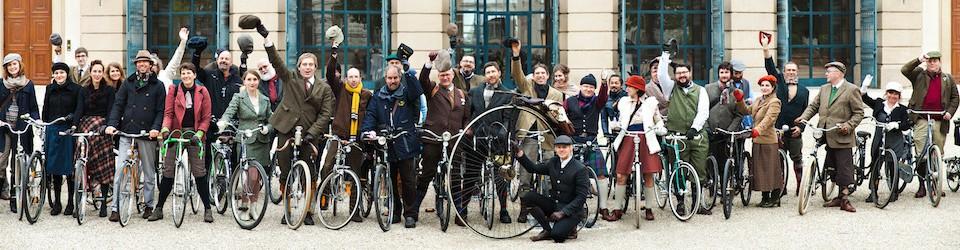 Tweed Ride Vienna